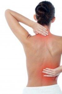 masaža leđa